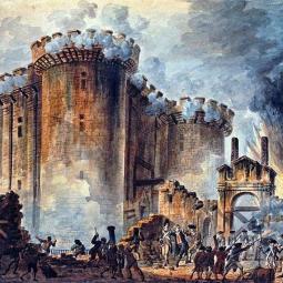 Bastille et Faubourg St-Antoine, entre révoltes et artisanat - Balade virtuelle