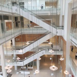 Au coeur de la magistrature dans le nouveau Tribunal de Paris - Visite virtuelle