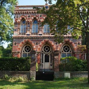 Maison Doulton, Maisons Laffitte, 1878