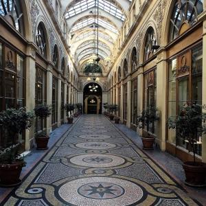 Conférence virtuelle : Tous les passages parisiens !