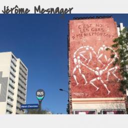 Street art et graffiti à Belleville-Ménilmontant - Balade virtuelle