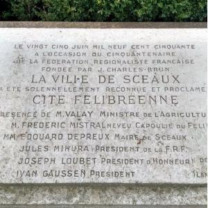 Florian à Sceaux et le Félibrige