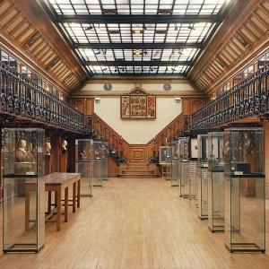 Le musée de l'histoire de la médecine ©Emile Barret