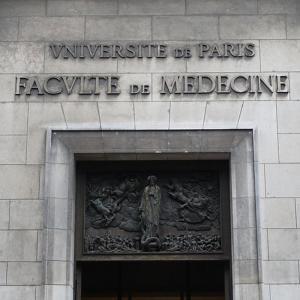 La faculté de médecine de Paris ©Guilhem Vellut