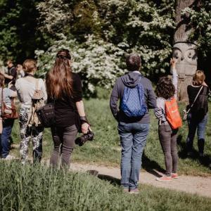 Promenons-nous dans le bois de Vincennes