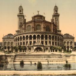 Lieux remarquables disparus de Paris - Conférence virtuelle