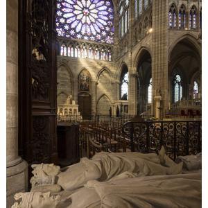 Halte à la Basilique de Saint-Denis, entre découverte royale et pratique ancestrale