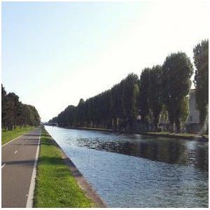 Au fil de l'Ourcq, balade historique le long du canal