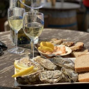 Croisière Afterwork Normand Bar à Huitres