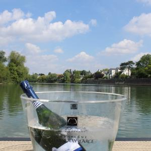 Croisière privative sur la Marne