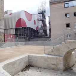 La Fabrique de la Ville, site archéologique à Saint-Denis