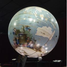 """""""Les globes de Coronelli"""" - rencontre à la BnF"""