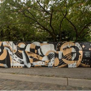 Kazy Usclef © Street Art Avenue