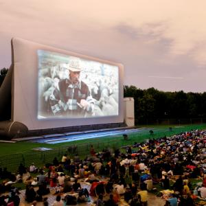 Croisière sur l'Ourcq - Avant le cinéma en plein air