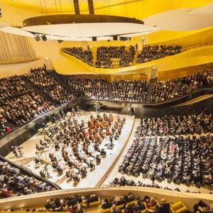 Au rythme de la Philharmonie de Paris