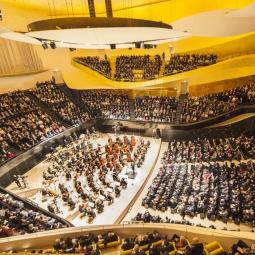Follow the Rythm of the Philharmonie