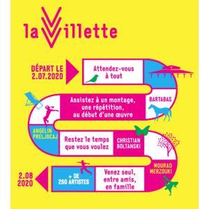 Croisière sur l'Ourcq : reconversion et vie du canal + Plaine d'artistes à la Villette