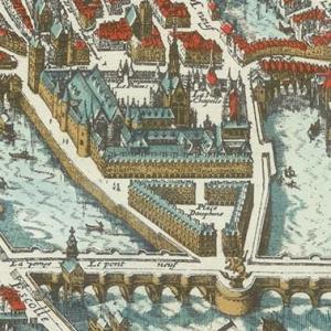 Paris de la Renaissance à la Réforme -
