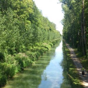Le canal de l'Ourcq et la Poudrerie Impériale de Sevran-Livry