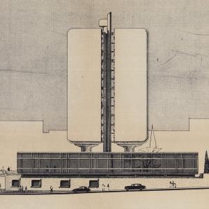 Deux silos pour la mémoire du territoire - Journées du patrimoine