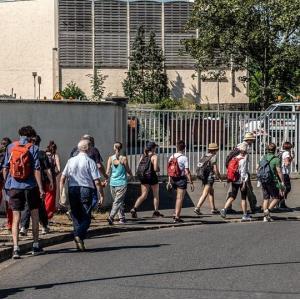Jour 7 de Villejuif à Créteil  : Les ateliers piétons du Grand Paris