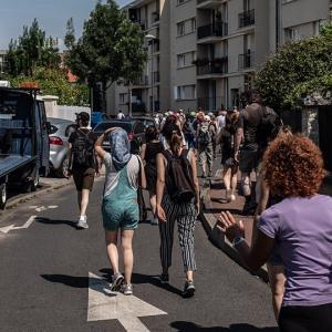 Jour 8 de Créteil à Villiers-sur-Marne :  Les ateliers piétons du Grand Paris