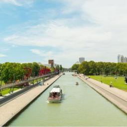 IKARIA - Croisière sur le canal de l'Ourcq