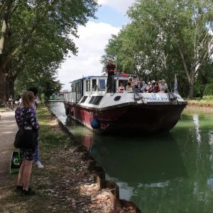Croisière navette de Joinville à Neuilly-sur-Marne
