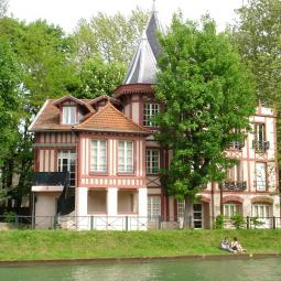 Croisière au fil de la Marne et de son patrimoine