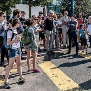 Jour 10 de Chelles à Sevran : Les ateliers piétons du Grand Paris