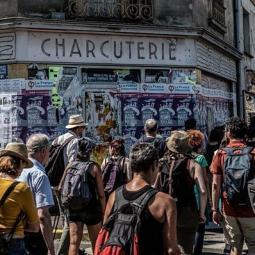 Jour 11 de Sevran Beaudottes au Bourget : Les ateliers piétons du Grand Paris