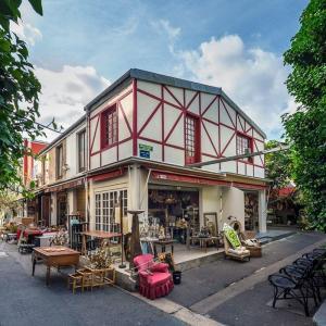 Les Puces de Paris-Saint-Ouen – Conférence virtuelle