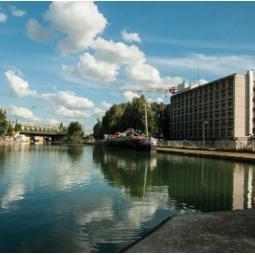 Croisière Histoire du canal Saint-Denis, de la banlieue à la métropole, du 6b à Paris