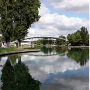 Croisière Histoire du canal Saint-Denis, de la banlieue à la métropole