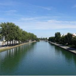 Croisière Histoire du canal Saint-Denis, de la banlieue à la métropole, de Paris au 6b