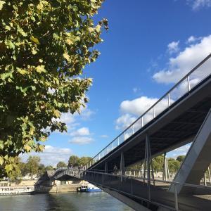 Les nouveaux quartiers de l'Est parisien : Bercy et la BNF