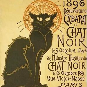 Sur les pas du mythique Chat Noir