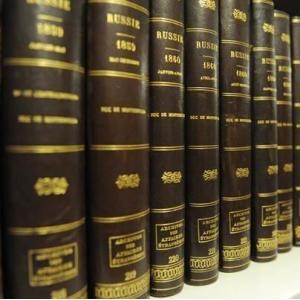 Trésors des archives diplomatiques - Journées du patrimoine