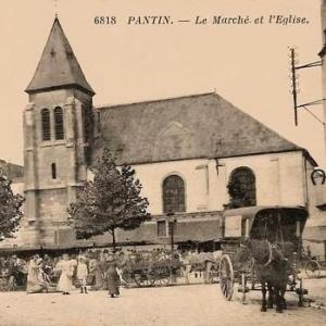 Pantin au XVIIIe siècle + projection de film au Ciné 104 - Journées du patrimoine