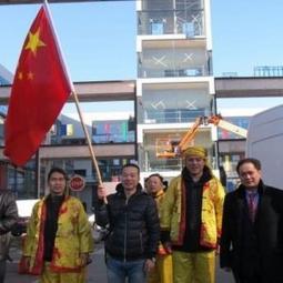 A la découverte des grossistes chinois d'Aubervilliers