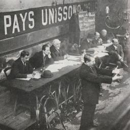 Le congrès de Tours et la naissance du parti communiste français