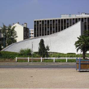 Bourse départementale du travail © Conseil Départemental de la Seine-Saint-Denis, Guy Bréhinier