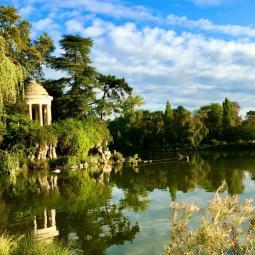 Flânerie au Bois de Vincennes : Autour du lac Daumesnil