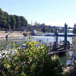 Balade à vélo et pauses musicales en bord de Seine