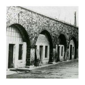 Casemates Deville Fort de Romainville