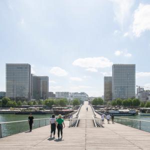 Enigmes à Paris-Rive-Gauche - Archipel francilien