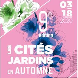 Visite virtuelle : des lotissements auto-construits aux cités-jardins de Goussainville - Automne des cités-jardins