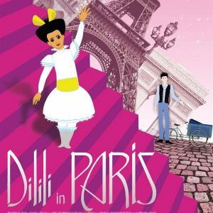 Paris dans les dessins animés