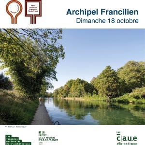 Architecture des bords de Marne - Archipel francilien