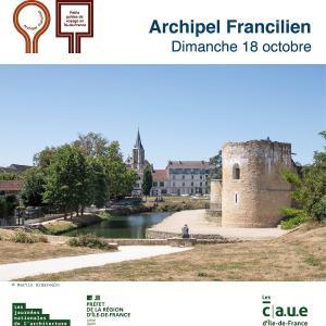 Brie-Comte-Robert du Moyen Âge au nouvel âge - Archipel francilien